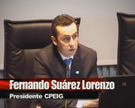Clausura, Fernando Suárez Lorenzo